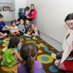 Kidgits Toddler Tuesdays at The Falls