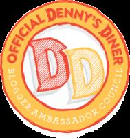 Denny's Ambassador Badge MommyMafia.com