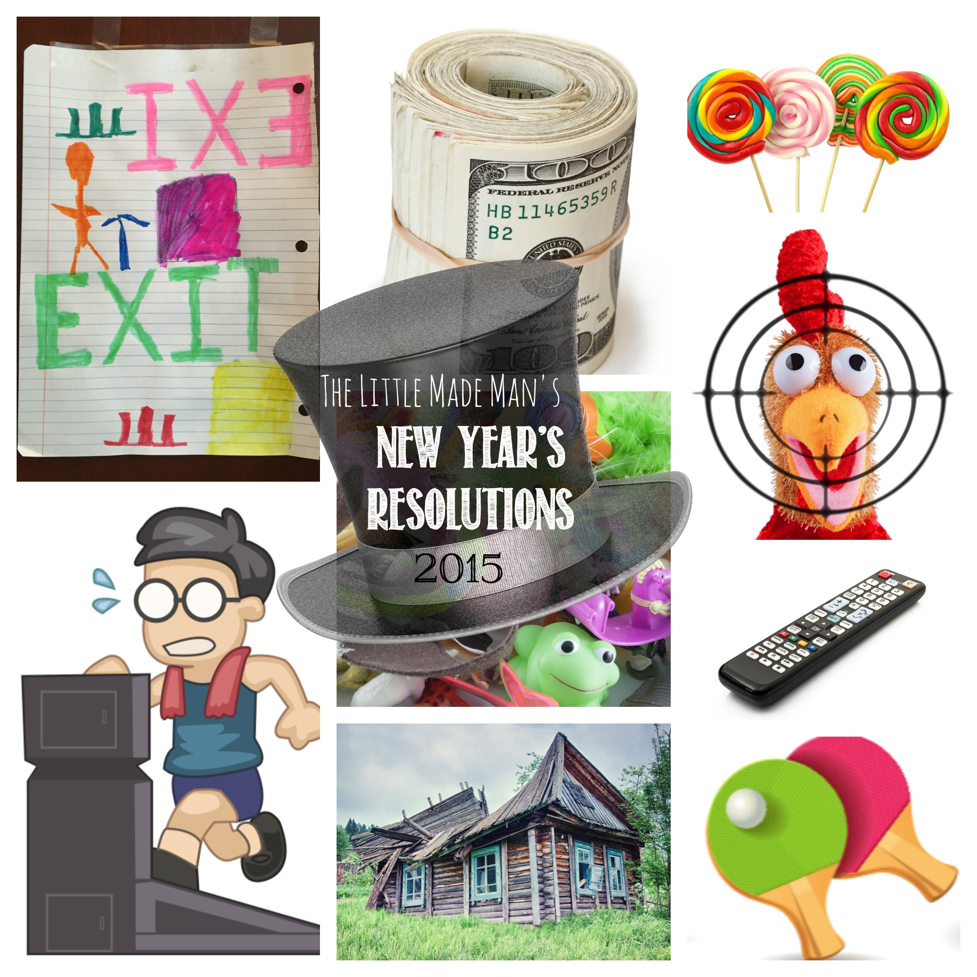 Little Made Man New Years Resolutions 2015 MommyMafia.com