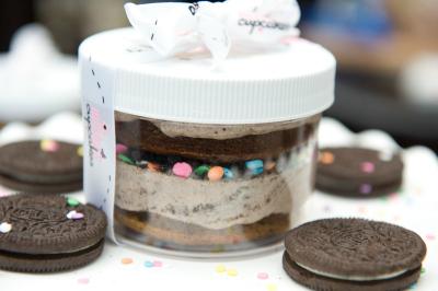 Misha's Cupcakes cake in a jar mommymafia.com