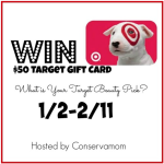 Target giveaway mommymafia.com