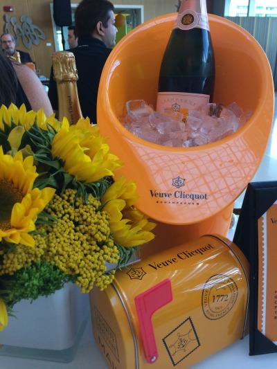 Veuve Clicquot ice bucket mommymafia.com