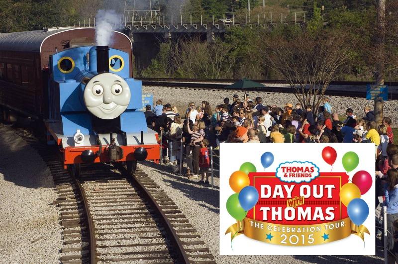 Thomas The Train Miami Goldcoast Railroad Museum MommyMafia.com