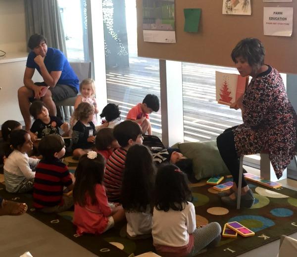 PAMM Art Storytime 1 MommyMafia.com