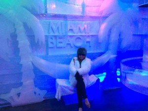 Ice Bar Miami Beach Mommymafia