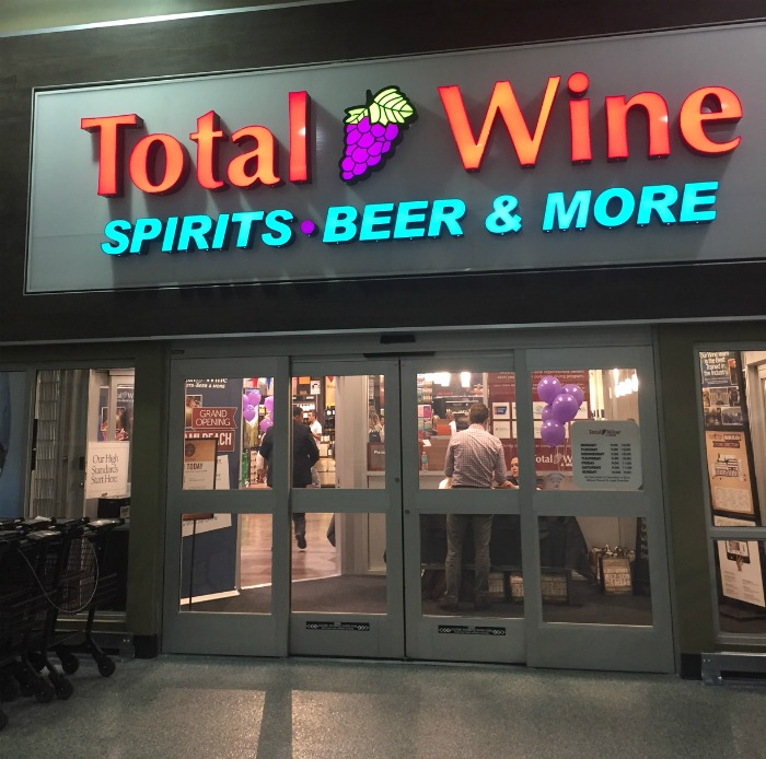 Total Wine South Beach Grand Opening MommyMafia.com