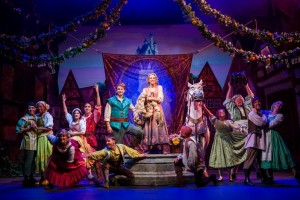 Secrets Behind Disney Cruise Line Tangled The Musical