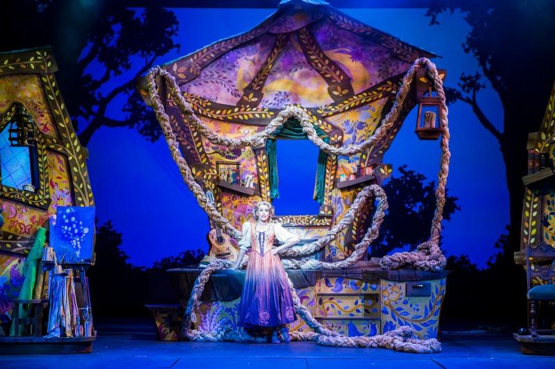 Tangled Musical Rapunzel Disney Cruise Line MommyMafia.com