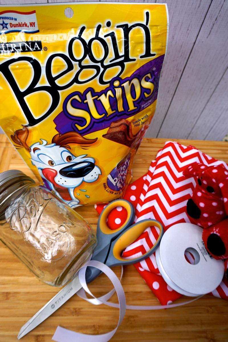 Easy Last Minute DIY Gift For Dog Lovers MommyMafia.com