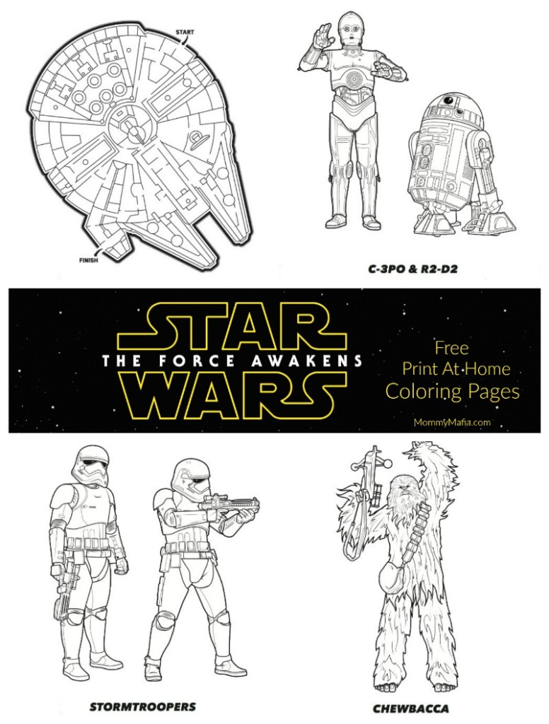 More Free Star Wars The Force
