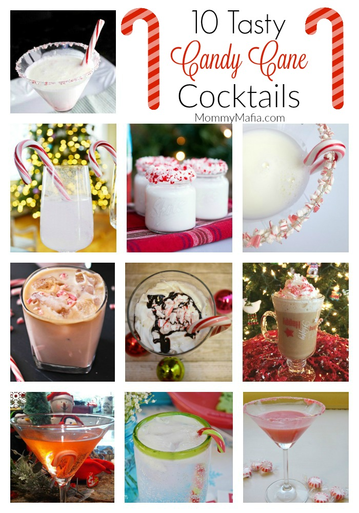 candy cane cocktail roundup 2
