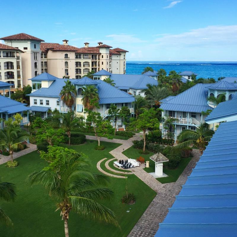 Beaches Turks and Caicos Key West Veranda House view