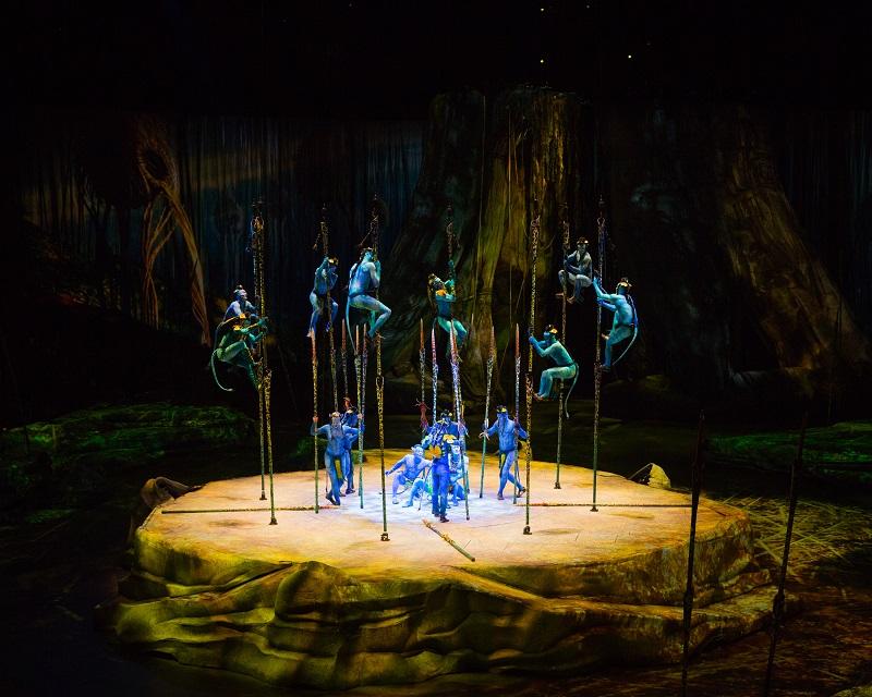 Cirque Du Soleil Toruk The First Flight1