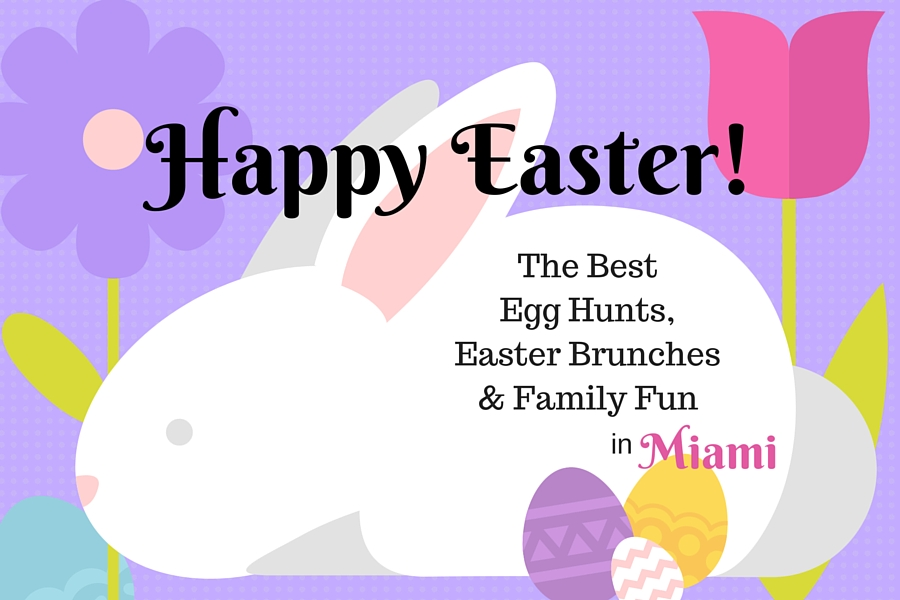 The Best Easter Egg Hunts In Miami