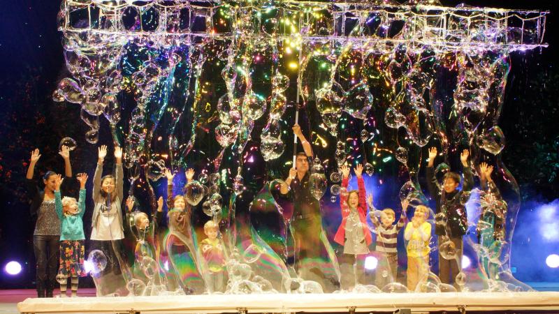 Gazillion Bubble Show World Tour