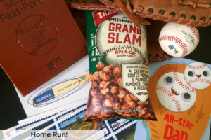 You say he's the hardest one to buy for? Baseball Dad gift ideas that will knock it out of the park! Gift ideas for Dad; best gift ideas for dad; Father's Day gift ideas; mommymafia.com
