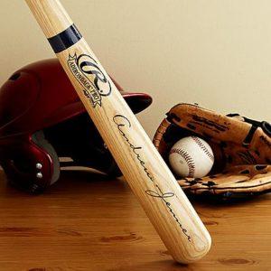 engraved baseball bat 2