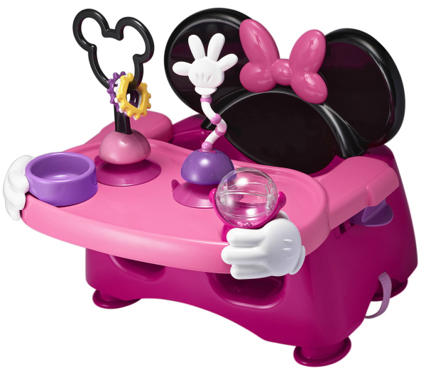 Meal Time Fun With Minnie