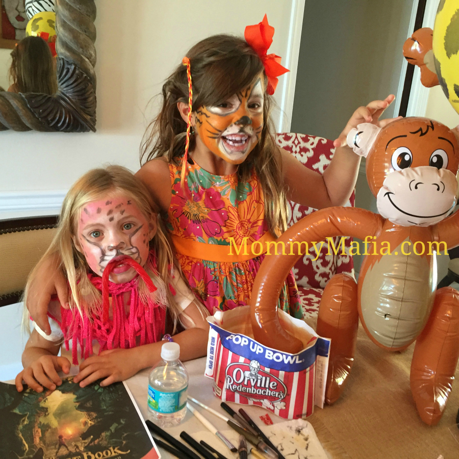 jungle book party ideas mommymafia.com