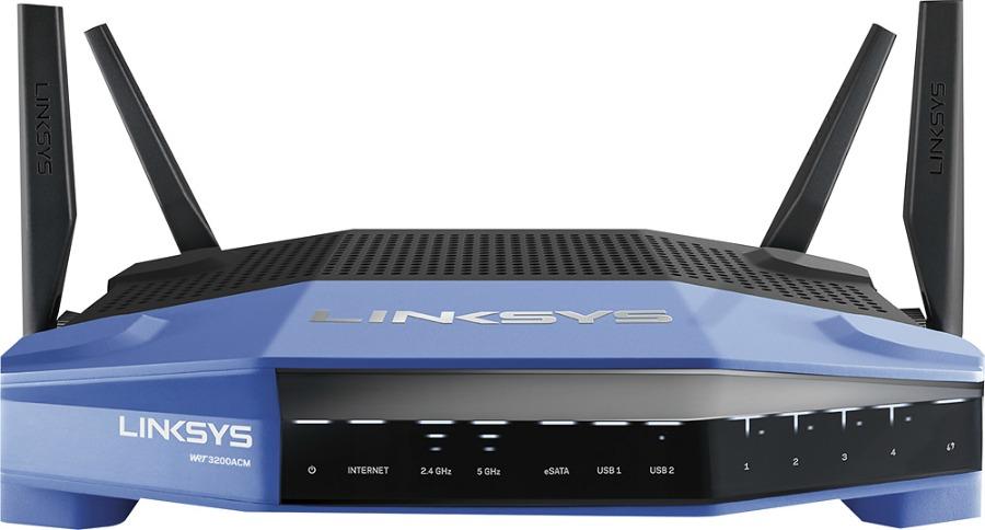 Internet Parental Controls? Cool. The Linksys WRT3200ACM MU-MIMO Gigabit Wi-Fi Router