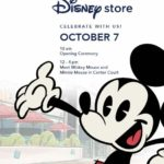 Grand Opening Disney Store Miami Dadeland Mall