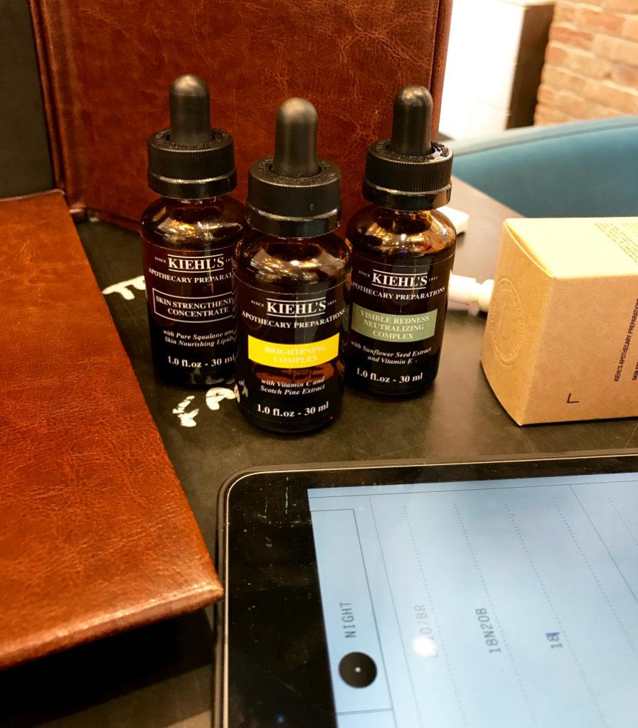 kiehls apothecary preparations; miami blogger