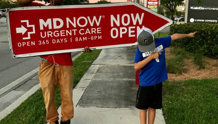 MD Now Urgent Care-Miami