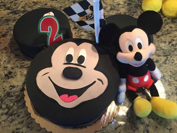 mickey mouse cake miami