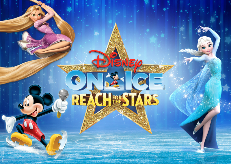 Disney On Ice Flash Sale! Tickets Only $16!