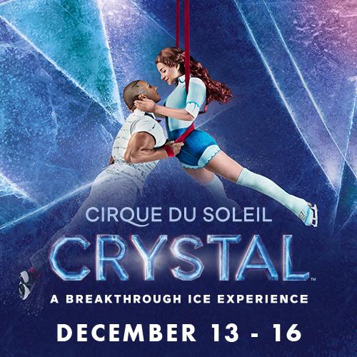 Cirque Du Soleil Crystal In Miami – FLASH Giveaway
